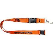 Oregon State Beavers Orange Lanyard