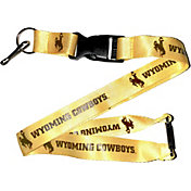 Aminco Wyoming Cowboys Gold Lanyard