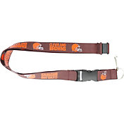 Cleveland Browns Brown Lanyard