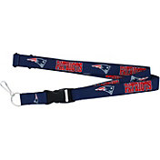 New England Patriots Blue Lanyard