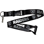 Aminco Oakland Raiders Black Lanyard
