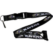 Baltimore Ravens Black Lanyard