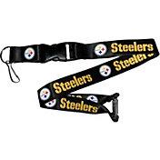 Aminco Pittsburgh Steelers Black Lanyard
