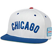 American Needle Men's Chicago Cubs White United Hat