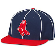 American Needle Men's Boston Red Sox Navy The Big Show Hat