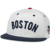 American Needle Men's Boston Red Sox White United Hat