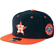 American Needle Men's Houston Astros Blockhead Adjustable Hat