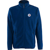 Antigua Men's Toronto Blue Jays Full-Zip Royal Ice Jacket