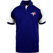 Antigua Men's Toronto Blue Jays Century Royal/White Polo