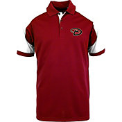 Antigua Men's Arizona Diamondbacks Century Red/White Polo