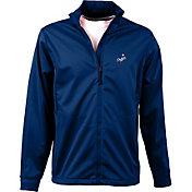 Antigua Men's Los Angeles Dodgers Full-Zip Royal Golf Jacket