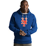 Antigua Men's New York Mets Royal Victory Pullover