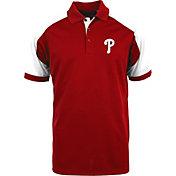 Antigua Men's Philadelphia Phillies Century Red/White Polo