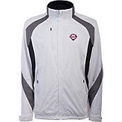 Antigua Men's Philadelphia Phillies Tempest White Full-Zip Jacket