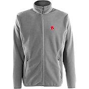 Antigua Men's Boston Red Sox Full-Zip Silver Ice Jacket