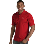 Antigua Men's Boston Red Sox Red Inspire Performance Polo