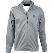 Antigua Men's Kansas City Royals Full-Zip Silver Golf Jacket