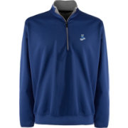 Antigua Men's Kansas City Royals Leader Quarter-Zip Royal Pullover