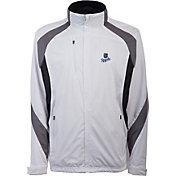 Antigua Men's Kansas City Royals Tempest White Full-Zip Jacket