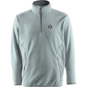 Antigua Men's Houston Astros Quarter-Zip Silver Ice Pullover