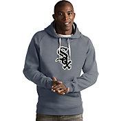 Antigua Men's Chicago White Sox Grey Victory Pullover
