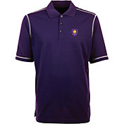 Antigua Men's Orlando City Icon Purple Polo