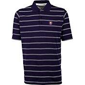 Antigua Men's Orlando City Deluxe Purple Polo