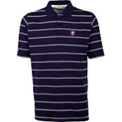 Antigua Men's Orlando City Deluxe Purple Polo