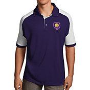 Antigua Men's Orlando City Purple Century Polo