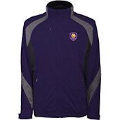 Antigua Men's Orlando City Tempest Purple Full-Zip Jacket