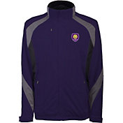 Antigua Men's Orlando City Tempest Purple Full-Zip Jacket