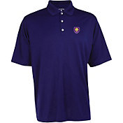Antigua Men's Orlando City Exceed Purple Polo