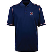 Antigua Men's Chicago Fire Icon Navy Polo