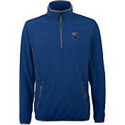 Antigua Men's Montreal Impact Ice Royal Quarter-Zip Fleece Jacket