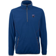 Antigua Men's Montreal Impact Ice Royal Quarter-Zip Fleece Jacket