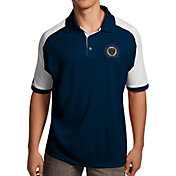 Antigua Men's Philadelphia Union Navy Century Polo
