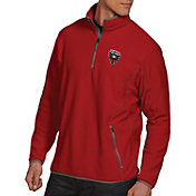 Antigua Men's DC United Ice Quarter-Zip Pullover