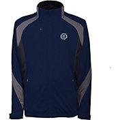 Antigua Men's New York City FC Tempest Navy Full-Zip Jacket
