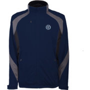Antigua Men's New York City FC Tempest Navy Full-Zip Jacket