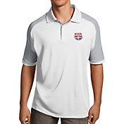 Antigua Men's New York Red Bulls Century White Polo