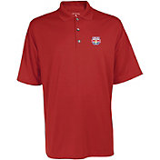 Antigua Men's New York Red Bulls Exceed Red Polo