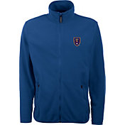 Antigua Men's Real Salt Lake Royal Ice Full-Zip Jacket
