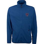 Antigua Men's Real Salt Lake Royal Ice Full-Zip Jacket