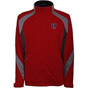 Antigua Men's Real Salt Lake Tempest Red Full-Zip Jacket