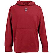 Antigua Men's Colorado Rapids Signature Red Hoodie