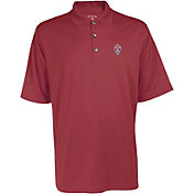 Antigua Men's Colorado Rapids Exceed Red Polo