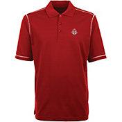 Antigua Men's Toronto FC Icon Red Polo