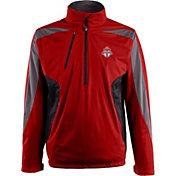 Antigua Men's Toronto FC Red Discover Full-Zip Jacket