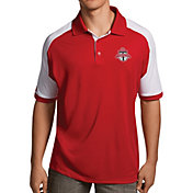 Antigua Men's Toronto FC Red Century Polo