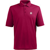 Antigua Men's Alabama Crimson Tide Xtra-Lite Crimson Polo